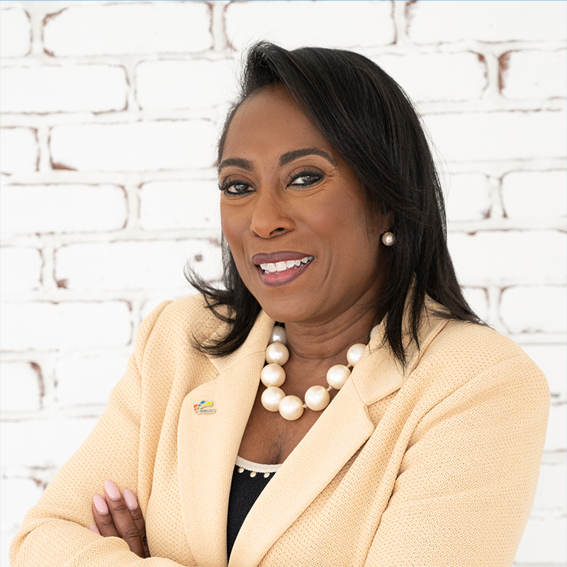 Adrienne Trimble, President and CEO, National Minority Supplier Development Council, Inc.