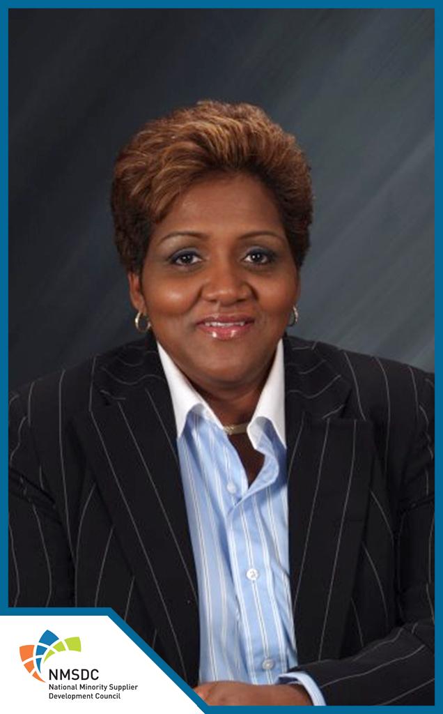 Pauline Gebon, Vice President, Corporate Relations