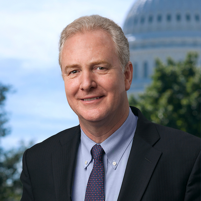 Senator Chris Van Hollen, United States Senate, South Carolina