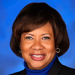 Patricia Crenshaw, President & CEO, PSWMSDC