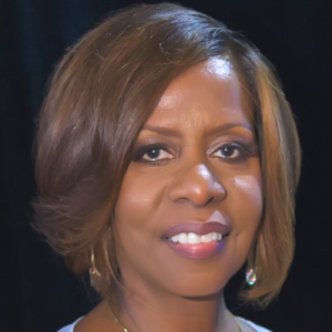 Sharon Pinder, President/CEO, CRMSDC