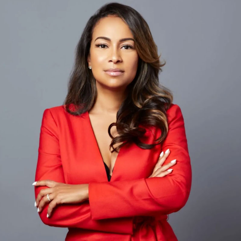 Valeisha Butterfield Jones, Chief Diversity and Inclusion Officer, The Recording Academy (Grammy's)