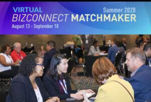 Bizconnect Virtual Matchmaker Summer 2020