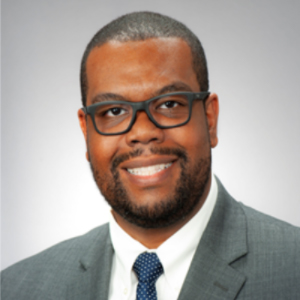 George Robinson II, Director, Supplier Diversity + Inclusion, UPMC