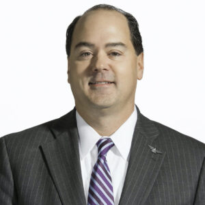 Mike Medeiros, Vice President – Global Cleanliness, Delta Air Lines, Inc.