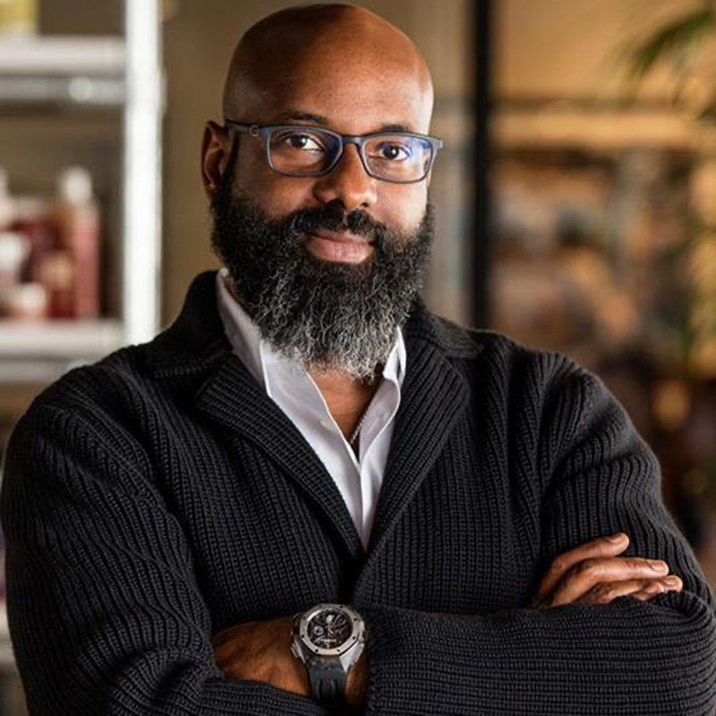 Richeliu Dennis, Founder and Chair, Essence Ventures
