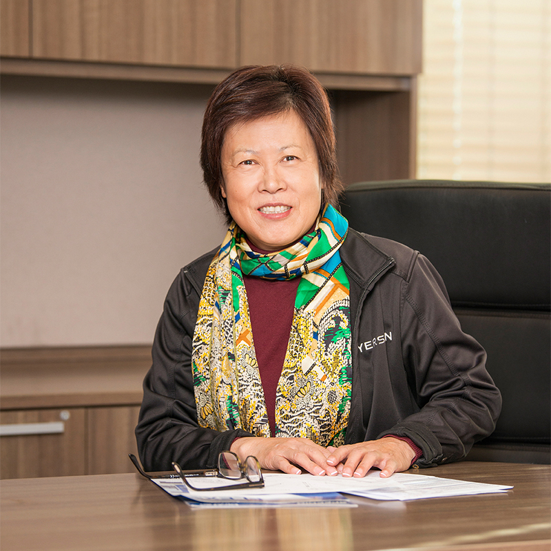 Gina Wang, CEO/Owner, United Mechanical and Metal Fabricators Inc.