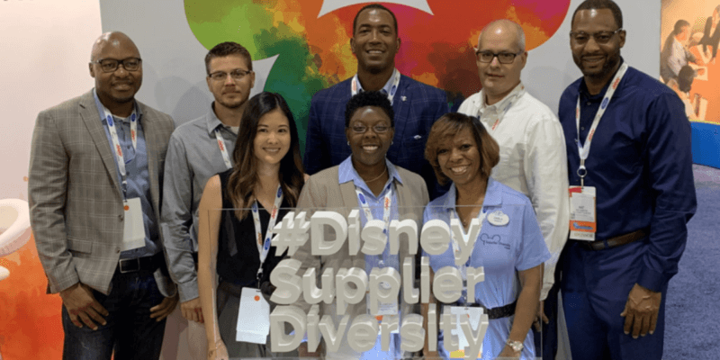 Disney Earns 'Corporation of the Year' Award!