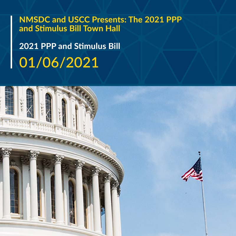 2021 PPP and Stimulus Bill Town Hall