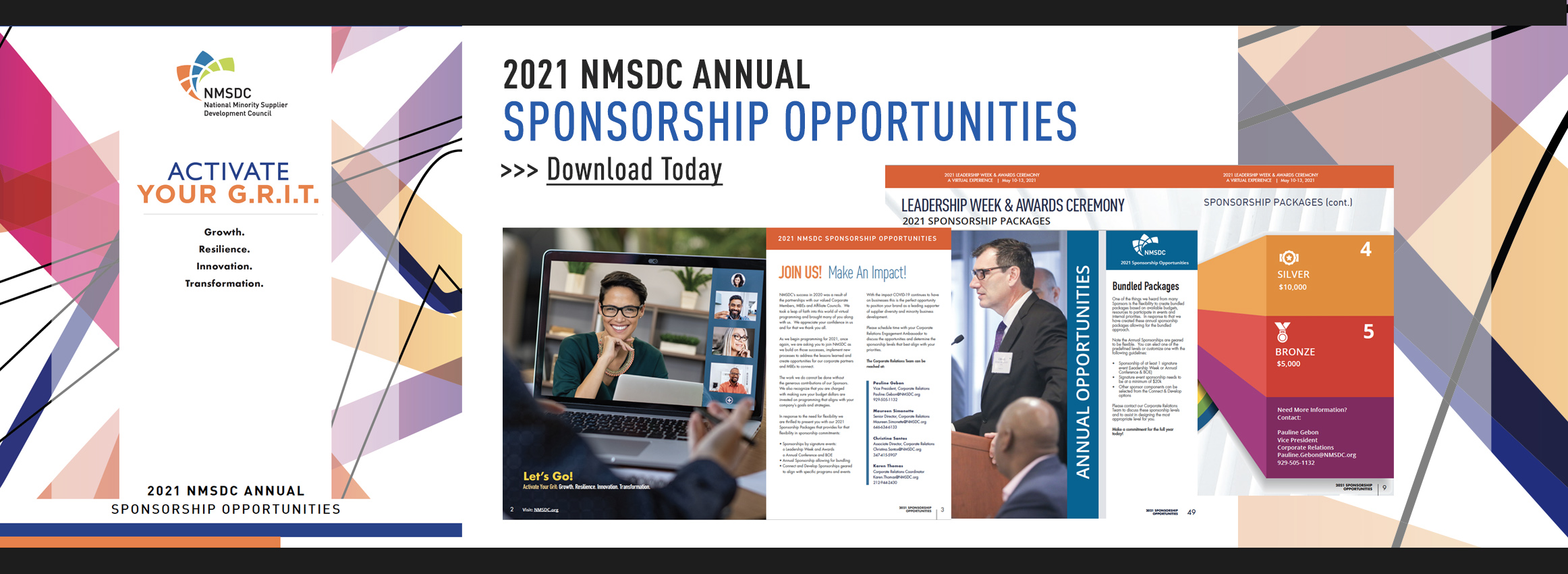 Sponsorship Brochure 2021