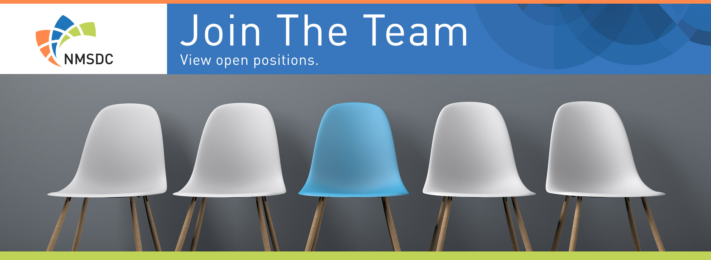 Join Team NMSDC