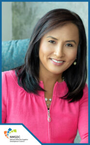 Ying McGuire, President and CEO, NMSDC