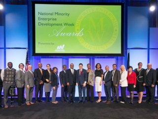 NMSDC 2017 Conference MED Week Award Winners.