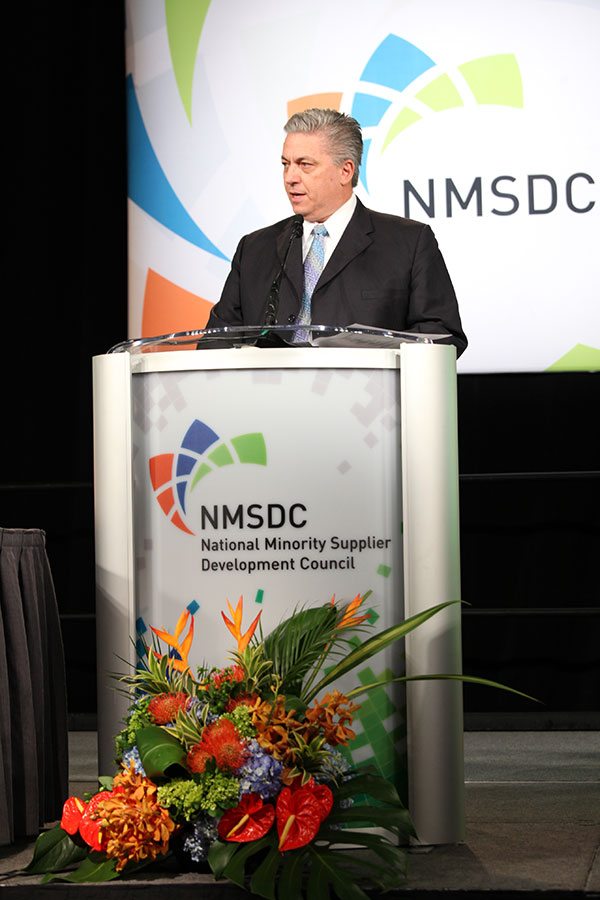 2015 NMSDC Conference - Tuesday Luncheon