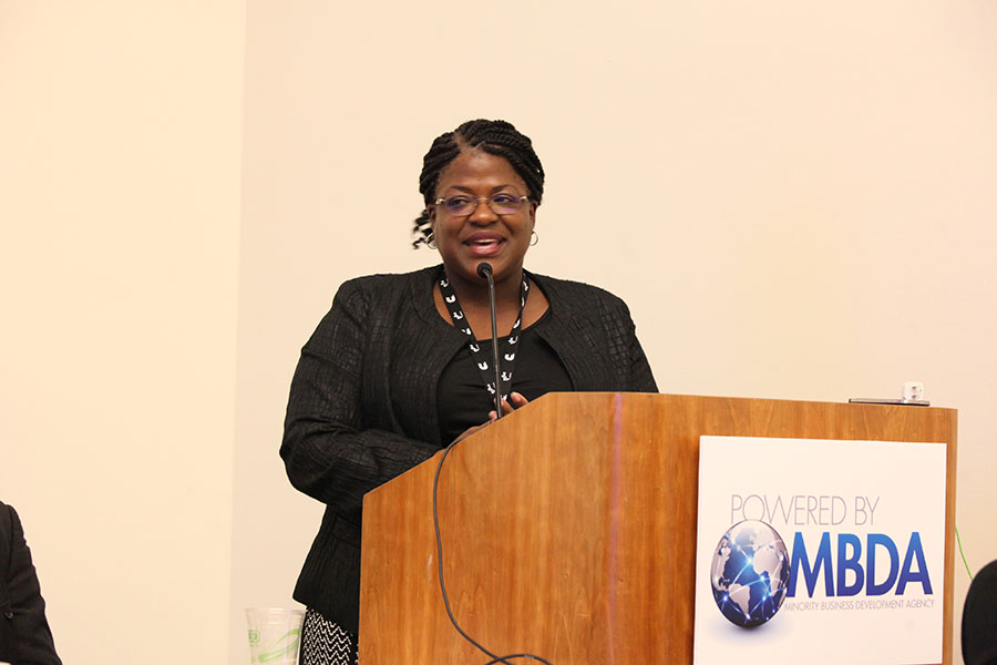 Speaker at the MBDA Power Learning Session