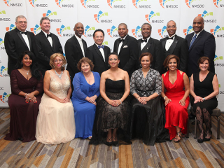 Honored Guests at the 2015 NMSDC Awards Banquet