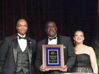 2015 Supplier of the Year (Class IV) Hightowers Petroleum Company
