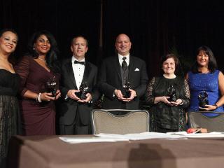 2015 Gazelle Company Awardees Wells Fargo, Exxon, Dell, Merck, and Starbucks