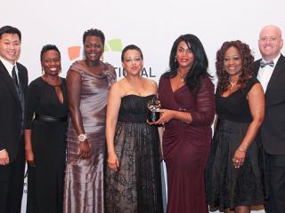 2015 Gazelle Company Awardee Wells Fargo