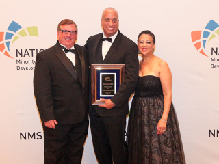 2015 Supplier of the Year (Class II) Awardee Horizon Services Corporation